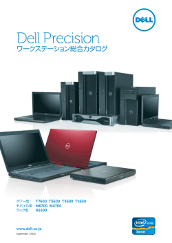 Dell Precision workstation
