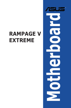 RAMPAGE V EXTREME
