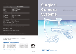 Surgical Camera Systems